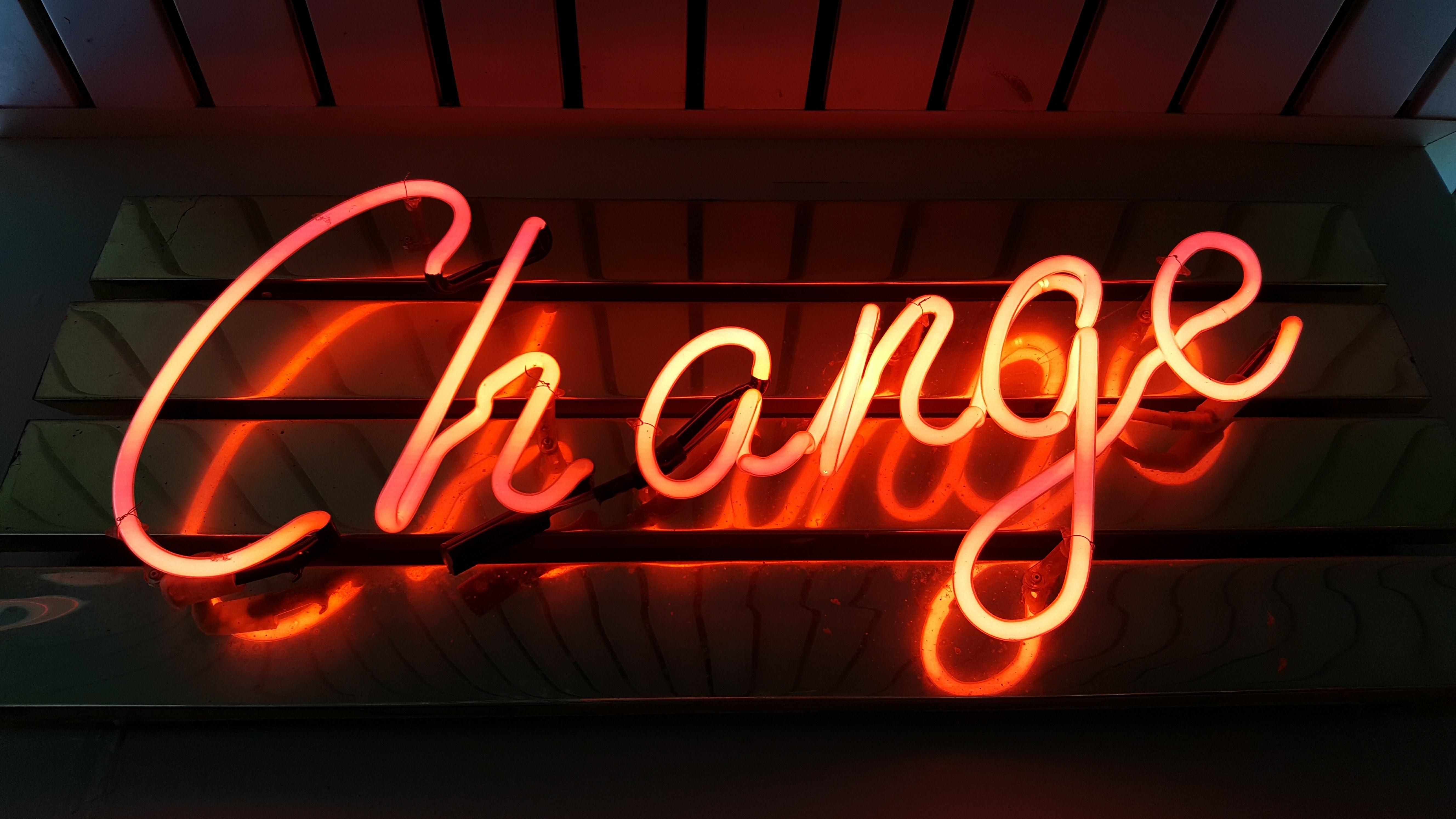 Could Embracing 'CHANGE' Make You Market Leader?